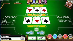 bet pada three card poker